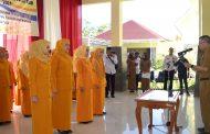 Pengurus GOW Kota Pagar Alam Periode 2019-2024 Dilantik